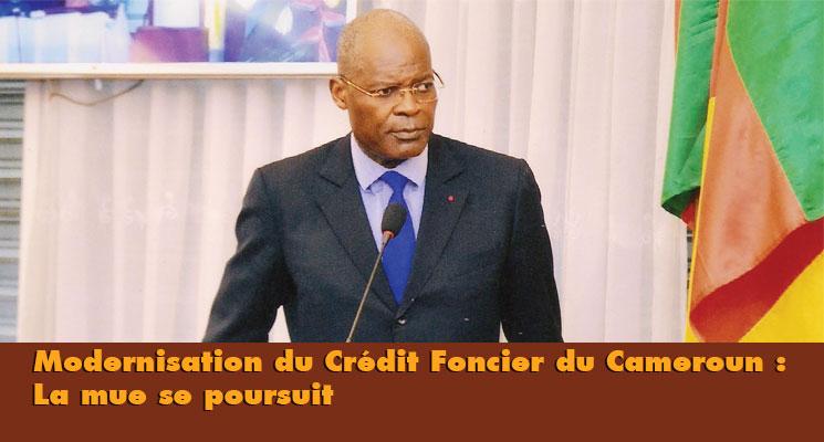 CREDIT FONCIER DU CAMEROUN